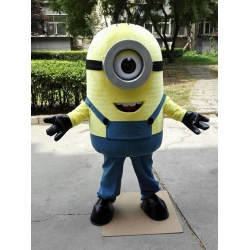 Mascot Costume Special Minion 1eye - Despicable me