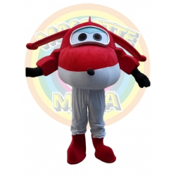 Mascotte Super Wings