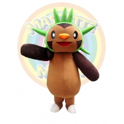 Mascotte Pokemon Chespin