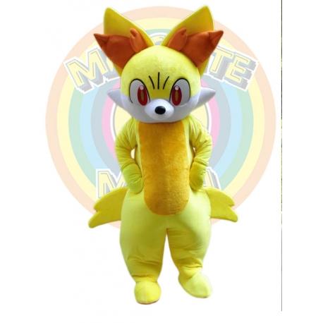 Mascotte Pokemon Fennekin