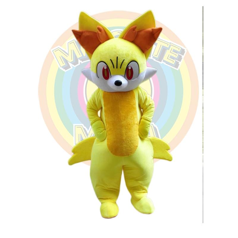 mascot costume pokemon fennekin