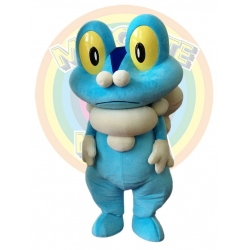 Mascot Costume Pokemon Froakie