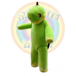 Mascot Costume Pokemon Grotle