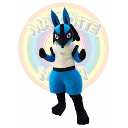 Mascot Costume Pokemon Lucario