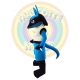Mascotte Pokemon Lucario