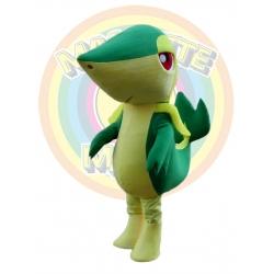 Mascot Costume Pokemon Snivy