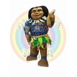 Mascotte Oceania Maui Disney