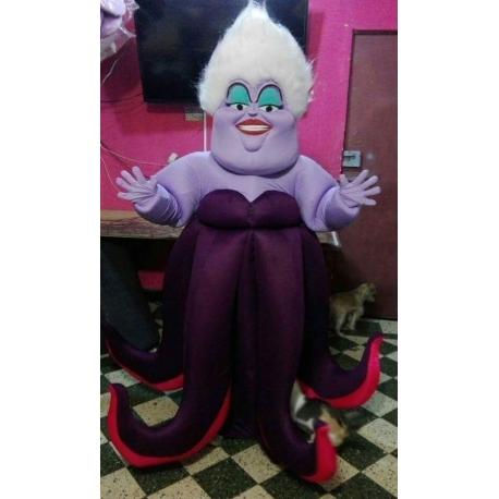 Mascotte Ursula sirenetta Deluxe