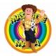 Mascot Costume Woody - Super Deluxe