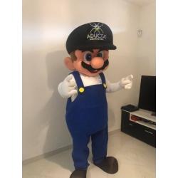 Mascotte costume personalizzata Aducta disinfestazioni Mascottemania