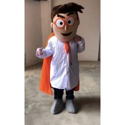 Mascotte Costume DR Dna
