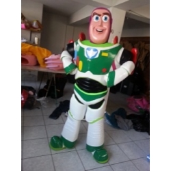 Mascotte Buzz Lightyear - Super Deluxe