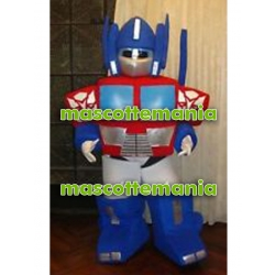Mascot Costume Optimus Prime - Super Deluxe