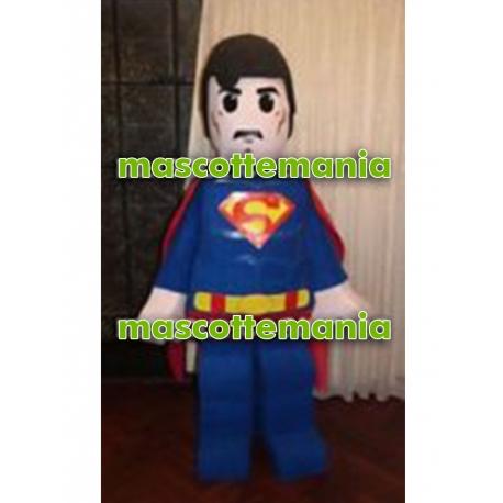 Mascot Costume Lego Superman - Super Deluxe