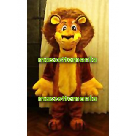 Mascot Costume Alex - Super Deluxe