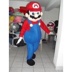 Mascotte Mario - Super Deluxe