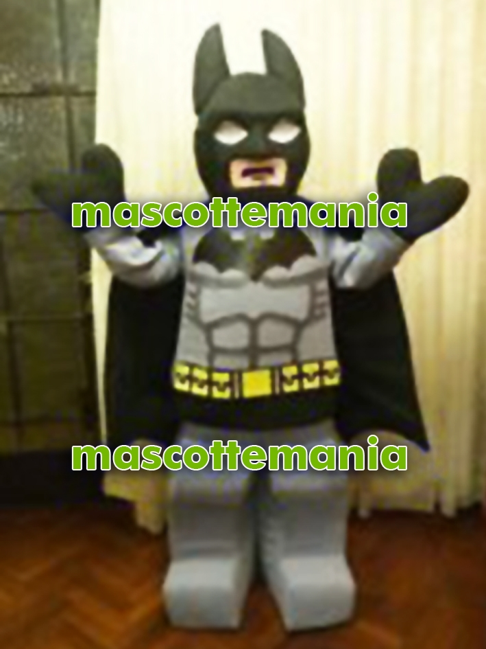 & Mascot Costume Lego Batman - Super Deluxe