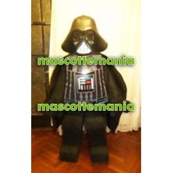 Mascot Costume Lego Dart Fener - Super Deluxe