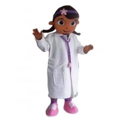 Mascotte Dottie Dottoressa Peluche - Super Deluxe