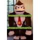Mascot Costume Donkey Kong - Super Deluxe