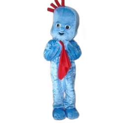 Mascot Costume Iggle Piggle - Super Deluxe
