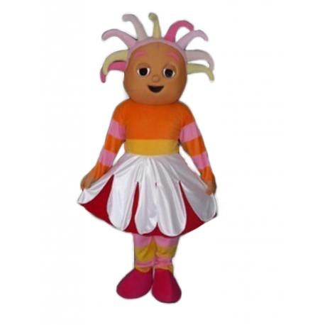 Mascot Costume Upsy Daisy - Super Deluxe