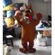 Mascot Costume Scooby Doo - Super Deluxe