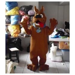 Mascotte Scooby Doo - Super Deluxe
