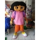 Mascot Costume Dora the Explorer - Super Deluxe