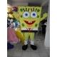 Mascot Costume Spongebob - Super Deluxe