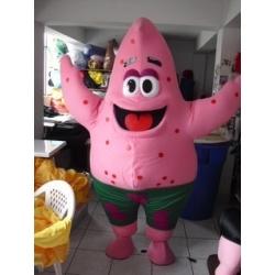 Mascot Costume Patrick - Super Deluxe