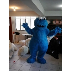 Mascot Costume Cookie Monster - Super Deluxe