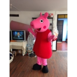 Mascotte Peppa Pig - Super Deluxe