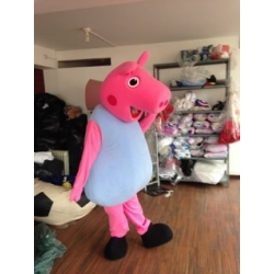 Mascotte George (Peppa Pig) - Super Deluxe