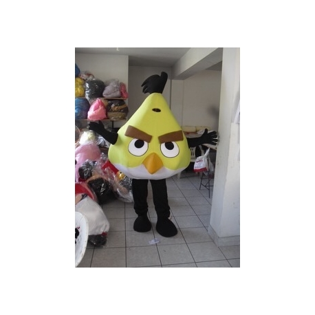 Mascotte Chuck - Angry Birds - Super Deluxe