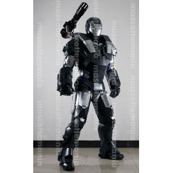 Mascotte Iron man War Machine - Super Deluxe