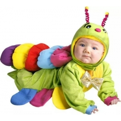 Mascot Costume Caterpillar