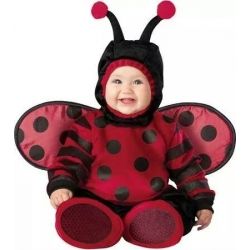 Mascot Costume Lady Bug