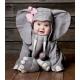 Mascot Costume Elephant