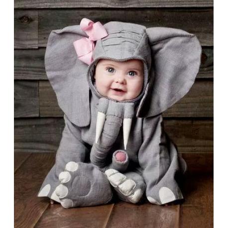 Mascotte Elefante