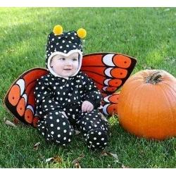 Mascotte Farfalla