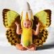 Mascotte Farfalla gialla