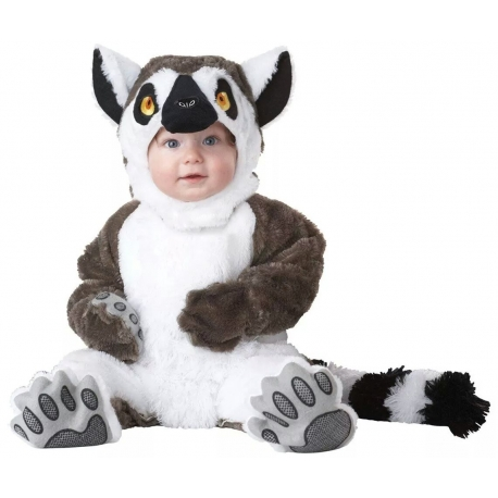 Mascot Costume Lemur