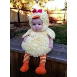 Mascot Costume Chick