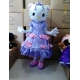 Mascot Costume Hello Kitty Princess