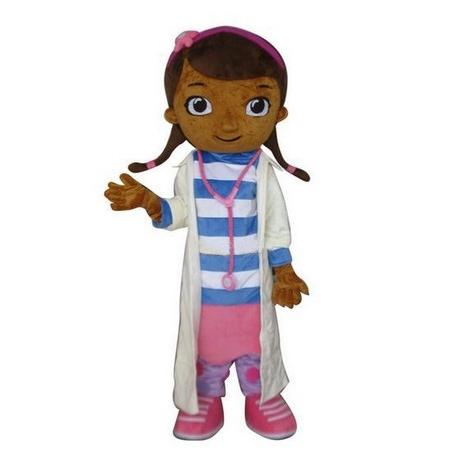 Mascot Costume Dottie - Doc Mcstuffins