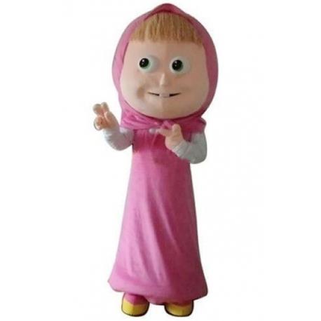 Mascot Costume Masha