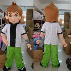 Mascot Costume Ben Ten