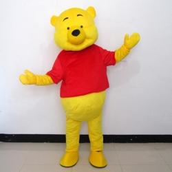 Mascotte Winnie Pooh