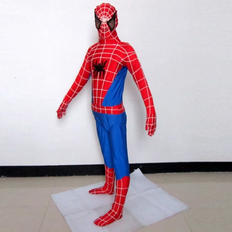 Mascot Costume Spiderman